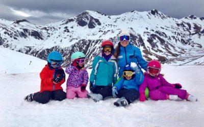 CURSILLO ESQUI Y SNOWBOARD SEMANA SANTA