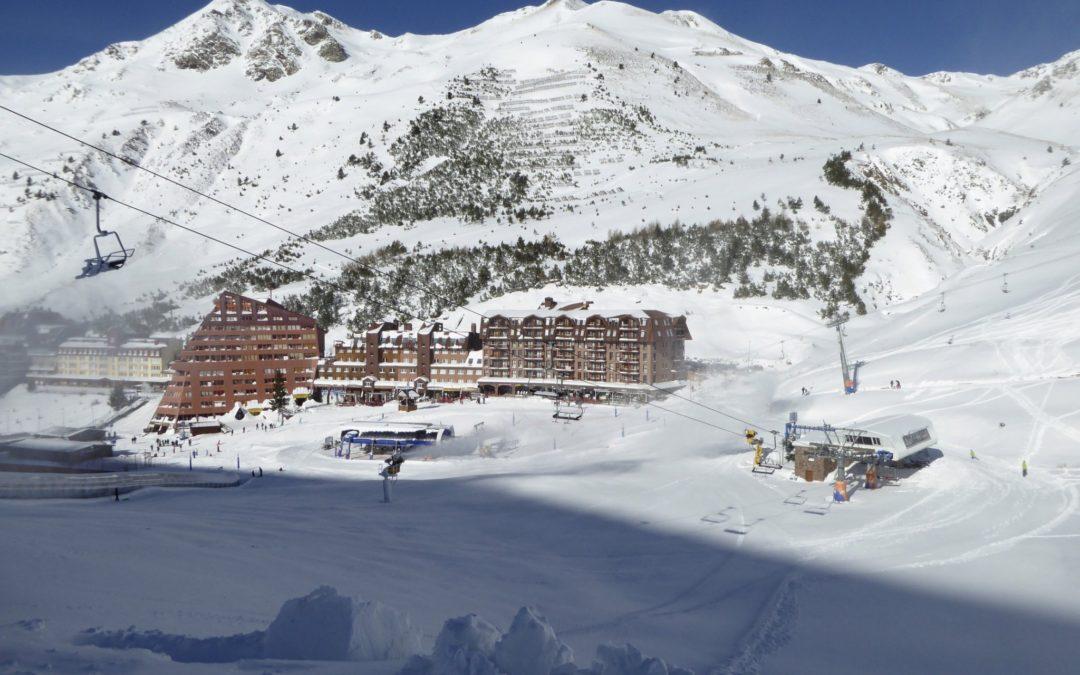 Las estaciones abrirán casi el 100% de sus pistas el fin de semana gracias a las últimas nevadas